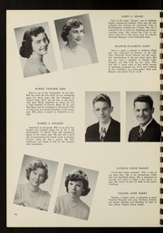 Page 16, 1952 Edition, Amherst Regional High School - Goldbug Yearbook (Amherst, MA) online yearbook collection
