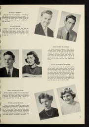 Page 17, 1952 Edition, Amherst Regional High School - Goldbug Yearbook (Amherst, MA) online yearbook collection