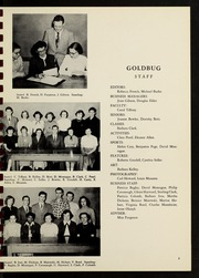 Page 9, 1952 Edition, Amherst Regional High School - Goldbug Yearbook (Amherst, MA) online yearbook collection