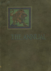 Amherst Steele High School - Amherstonian Yearbook (Amherst, OH) online yearbook collection, 1921 Edition, Cover