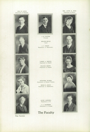 Page 16, 1921 Edition, Amherst Steele High School - Amherstonian Yearbook (Amherst, OH) online yearbook collection