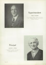Page 16, 1952 Edition, Amherst Steele High School - Amherstonian Yearbook (Amherst, OH) online yearbook collection