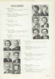 Page 17, 1952 Edition, Amherst Steele High School - Amherstonian Yearbook (Amherst, OH) online yearbook collection