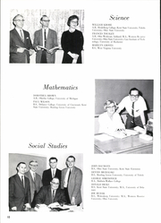 Amherst Steele High School - Amherstonian Yearbook (Amherst, OH) online yearbook collection, 1966 Edition, Page 14