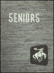 Amistad High School - Cowboy Yearbook (Amistad, NM) online yearbook collection, 1958 Edition, Page 14