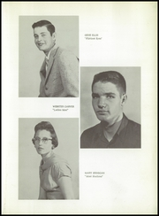 Amistad High School - Cowboy Yearbook (Amistad, NM) online yearbook collection, 1958 Edition, Page 15 of 68