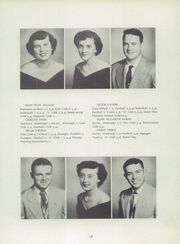 Amory High School - Panorama Yearbook (Amory, MS) online yearbook collection, 1952 Edition, Page 17 of 88