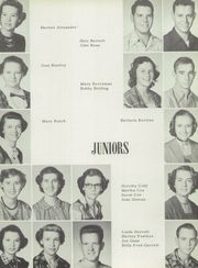 Amory High School - Panorama Yearbook (Amory, MS) online yearbook collection, 1952 Edition, Page 19