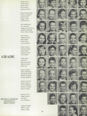 Amory High School - Panorama Yearbook (Amory, MS) online yearbook collection, 1958 Edition, Page 79