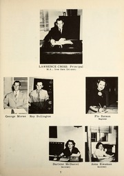 Page 11, 1953 Edition, Amphitheater High School - Panther Trails Yearbook (Tucson, AZ) online yearbook collection