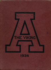 Amundsen High School - Viking Yearbook (Chicago, IL) online yearbook collection, 1934 Edition, Cover