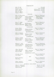 Page 14, 1934 Edition, Amundsen High School - Viking Yearbook (Chicago, IL) online yearbook collection