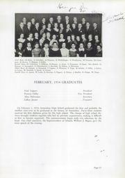 Page 17, 1934 Edition, Amundsen High School - Viking Yearbook (Chicago, IL) online yearbook collection