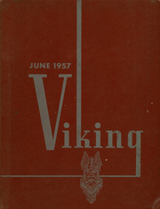 Amundsen High School - Viking Yearbook (Chicago, IL) online yearbook collection, 1957 Edition, Cover