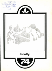 Page 11, 1974 Edition, Anacoco High School - Chief Yearbook (Anacoco, LA) online yearbook collection
