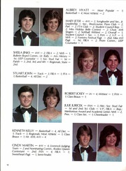 Page 16, 1983 Edition, Anacoco High School - Chief Yearbook (Anacoco, LA) online yearbook collection