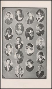 Anacortes High School - Rhododendron Yearbook (Anacortes, WA) online yearbook collection, 1924 Edition, Page 15