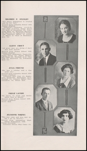 Anacortes High School - Rhododendron Yearbook (Anacortes, WA) online yearbook collection, 1924 Edition, Page 17 of 132