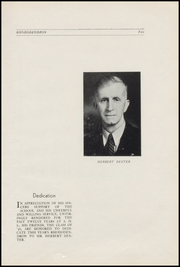 Page 9, 1936 Edition, Anacortes High School - Rhododendron Yearbook (Anacortes, WA) online yearbook collection