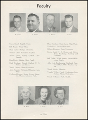 Page 17, 1952 Edition, Anacortes High School - Rhododendron Yearbook (Anacortes, WA) online yearbook collection
