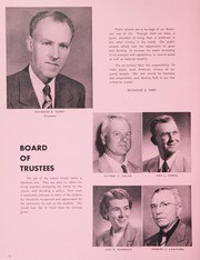 Anaheim Union High School - Colonist Yearbook (Anaheim, CA) online yearbook collection, 1955 Edition, Page 14