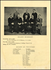 Page 12, 1934 Edition, Anahuac High School - Anahuaconian Yearbook (Anahuac, TX) online yearbook collection