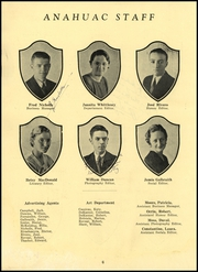 Page 14, 1934 Edition, Anahuac High School - Anahuaconian Yearbook (Anahuac, TX) online yearbook collection