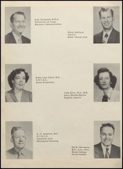 Page 12, 1951 Edition, Anahuac High School - Anahuaconian Yearbook (Anahuac, TX) online yearbook collection