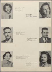 Page 13, 1951 Edition, Anahuac High School - Anahuaconian Yearbook (Anahuac, TX) online yearbook collection