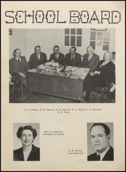 Page 8, 1951 Edition, Anahuac High School - Anahuaconian Yearbook (Anahuac, TX) online yearbook collection