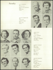Anahuac High School - Anahuaconian Yearbook (Anahuac, TX) online yearbook collection, 1956 Edition, Page 14