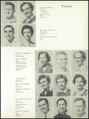 Anahuac High School - Anahuaconian Yearbook (Anahuac, TX) online yearbook collection, 1956 Edition, Page 15 of 140