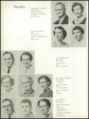 Anahuac High School - Anahuaconian Yearbook (Anahuac, TX) online yearbook collection, 1956 Edition, Page 16
