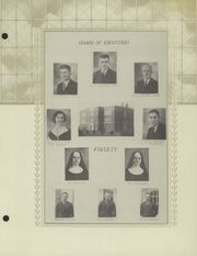Page 11, 1938 Edition, Andale High School - Tekakwitha Yearbook (Andale, KS) online yearbook collection