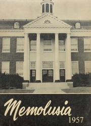 Andalusia High School - Memolusia Yearbook (Andalusia, AL) online yearbook collection, 1957 Edition, Cover