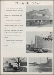 Page 9, 1957 Edition, Andalusia High School - Memolusia Yearbook (Andalusia, AL) online yearbook collection
