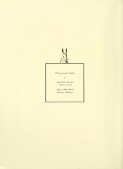 Page 6, 1929 Edition, Anderson College - Columns / Sororian Yearbook (Anderson, SC) online yearbook collection