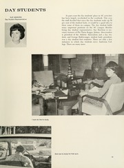 Anderson College - Columns / Sororian Yearbook (Anderson, SC) online yearbook collection, 1967 Edition, Page 17 of 208