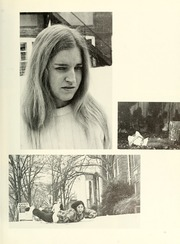 Page 15, 1973 Edition, Anderson College - Columns / Sororian Yearbook (Anderson, SC) online yearbook collection