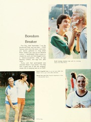 Page 12, 1982 Edition, Anderson College - Columns / Sororian Yearbook (Anderson, SC) online yearbook collection