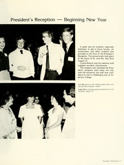 Page 15, 1982 Edition, Anderson College - Columns / Sororian Yearbook (Anderson, SC) online yearbook collection