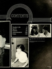 Page 7, 1982 Edition, Anderson College - Columns / Sororian Yearbook (Anderson, SC) online yearbook collection