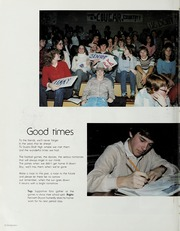 Page 6, 1981 Edition, Stuarts Draft High School - Legacy Yearbook (Stuarts Draft, VA) online yearbook collection