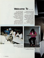Page 8, 1986 Edition, Stuarts Draft High School - Legacy Yearbook (Stuarts Draft, VA) online yearbook collection