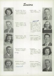 Page 16, 1946 Edition, Anderson High School - Andersonian Yearbook (Cincinnati, OH) online yearbook collection