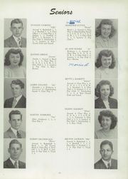 Page 17, 1946 Edition, Anderson High School - Andersonian Yearbook (Cincinnati, OH) online yearbook collection