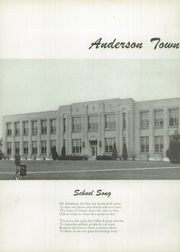 Page 6, 1946 Edition, Anderson High School - Andersonian Yearbook (Cincinnati, OH) online yearbook collection