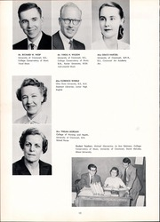Page 12, 1957 Edition, Anderson High School - Andersonian Yearbook (Cincinnati, OH) online yearbook collection
