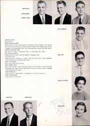 Page 15, 1957 Edition, Anderson High School - Andersonian Yearbook (Cincinnati, OH) online yearbook collection
