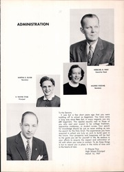 Page 9, 1957 Edition, Anderson High School - Andersonian Yearbook (Cincinnati, OH) online yearbook collection